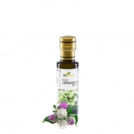 Lopúchový olej 250 ml BIO Biopurus
