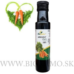 Mrkvový olej 100 ml BIO Macerat Biopurus