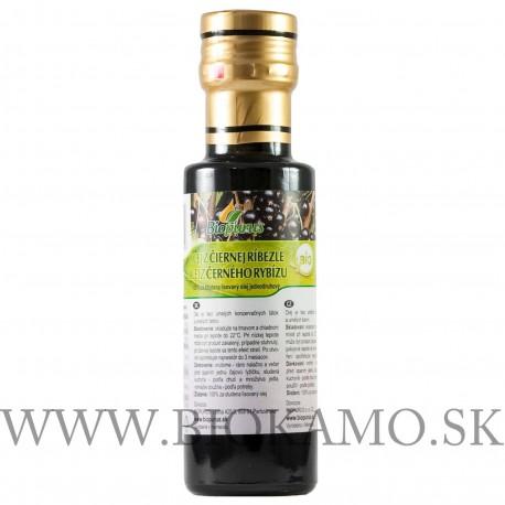 Olej z čiernej ríbezle BIO 100 ml Biopurus