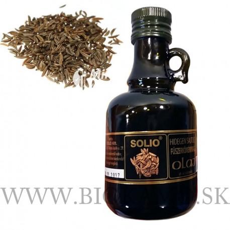 Rascový olej 250 ml Solio