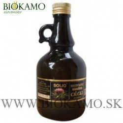 Bodliakový olej 500 ml Solio
