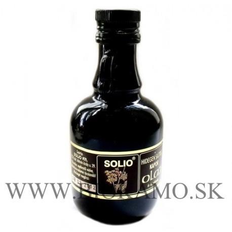 Kôprový olej 250 ml Solio