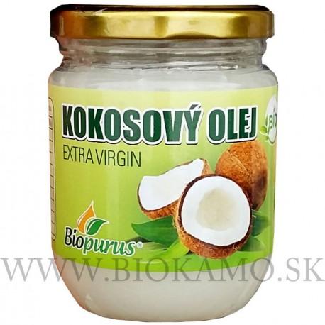 Kokosový olej 200 ml BIO