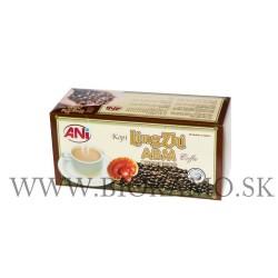 Instantná káva ANI Lingzhi 3v1 s hubou reishi