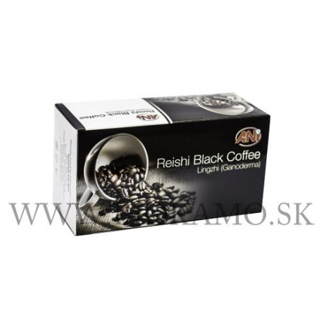 ANI Reishi Black Coffee 20x3 g