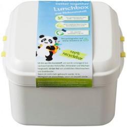 BIODORA - Box z ekologického PLA plastu s klipom 0,6 l