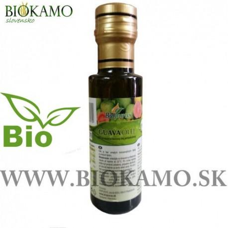 Guava olej 100% 100 ml Biopurus
