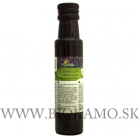 Olej z cierneho sezamu BIO 100 ml Biopurus