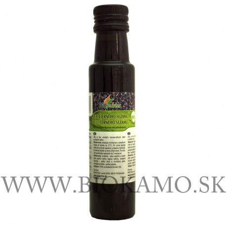 Olej z cierneho sezamu BIO 250 ml Biopurus