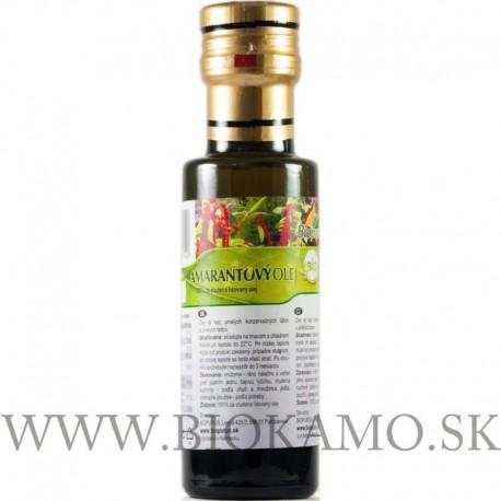 Amarantový olej BIO 250 ml Biopurus