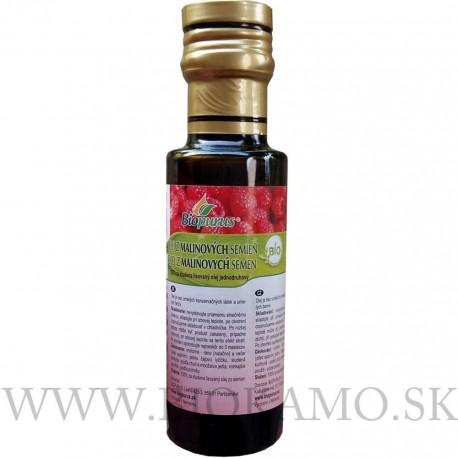 Olej z malinových semien BIO 250 ml Biopurus