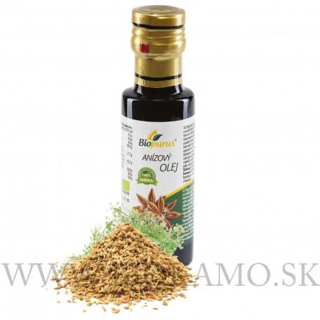 Anízový olej 100 ml BIO 100% Biopurus