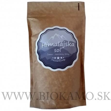 Himalájska soľ čierna 500g