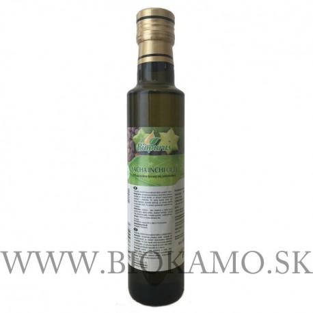 Sacha Inchi olej 250 ml BIO Biopurus