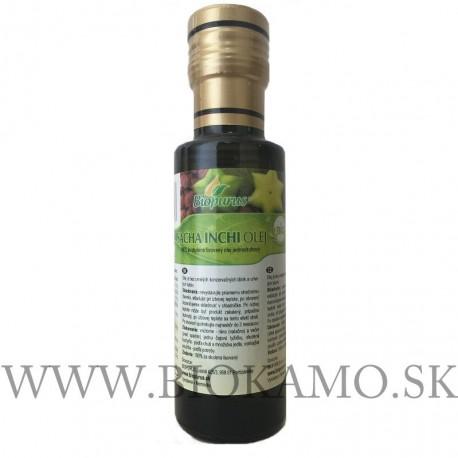 Sacha Inchi olej 100 ml BIO Biopurus