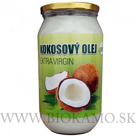 Kokosový olej 1000 ml BIO