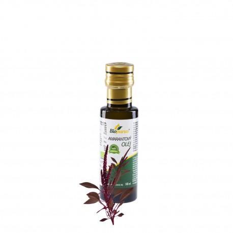 Amarantový olej 100% 100 ml