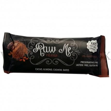 RAW ME tyčinka Cacao 45g