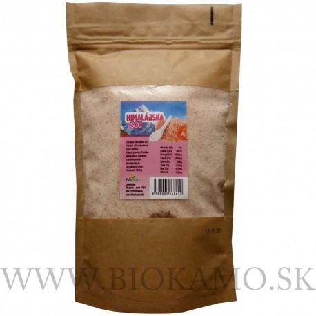 Himalájska soľ jemná ružová 1kg