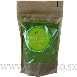 Mladý zelený jačmeň prášok 200g