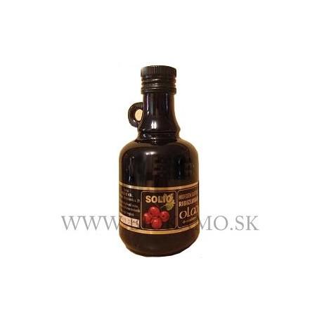 Ríbezľový olej 250ml Solio