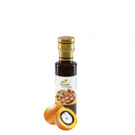 Tucuma olej 100ml Biopurus