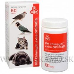 PM Chlamydil extra animals 60 tbl