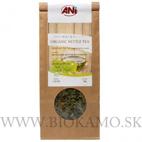 ANI Organic Reishi Žihľavový čaj 35g BIO