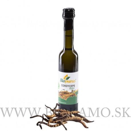 Cordyceps olej 40ml
