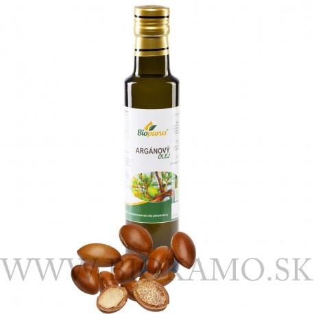 Arganový olej 250ml BIO Biopurus
