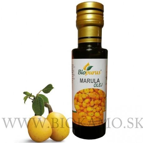 Marulový olej 100% - kozmetický 100ml Biopurus