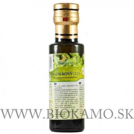 Bazalkový olej BIO 100 ml Biopurus