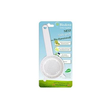 BIODORA - sitko na čaj z bioplastu