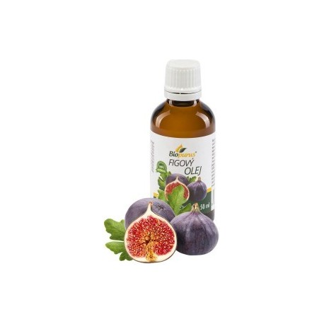 Figový olej BIO 100 ml Biopurus