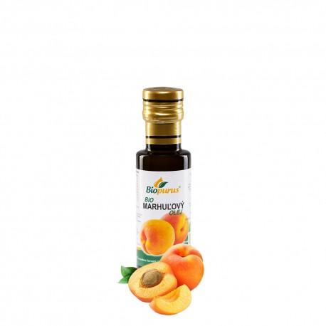 Marhuľový olej 100 ml BIO Biopurus