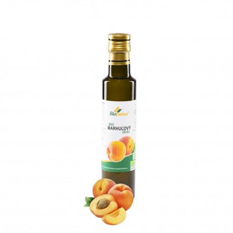 Marhuľový olej 250 ml BIO Biopurus