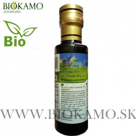 Borákový olej 100 ml BIO Biopurus
