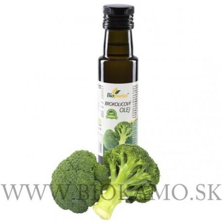 Brokolicový olej 250 ml BIO Biopurus
