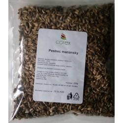 Pestrec mariánsky - celý plod 250 g