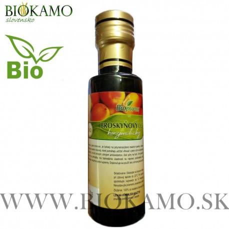 Broskyňový olej 100 ml BIO Biopurus