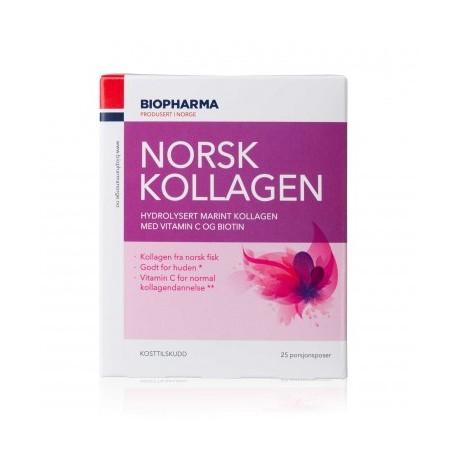 NORSK KOLLAGEN Biopharma 25x5g