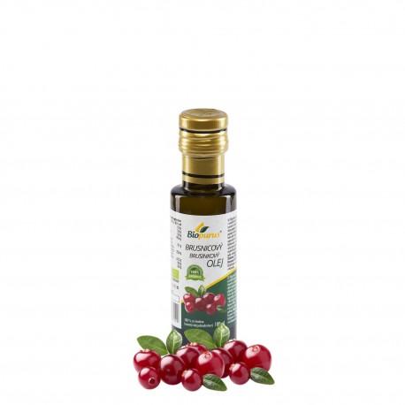 Brusnicový olej 100 ml BIO Biopurus