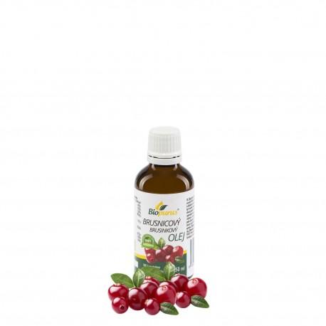 Brusnicový olej 50 ml BIO Biopurus