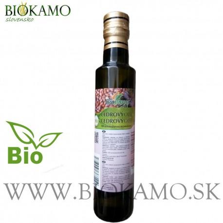Cedrový olej 250 ml BIO Biopurus
