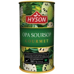 Hyson Soursop (Graviola) OPA - zelený čaj 100 g