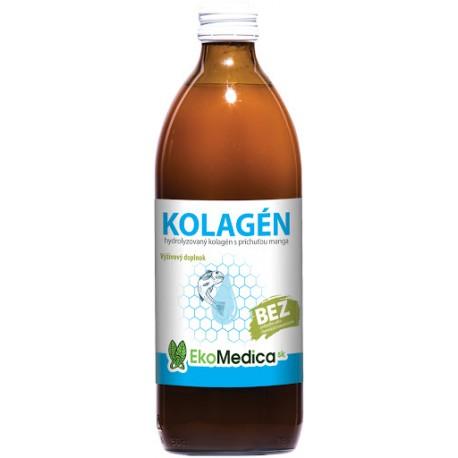 Kolagén 500 ml EkoMedica