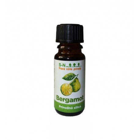 Éterický olej - bergamot 10 ml