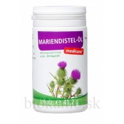 Pestrec mariánsky-olej 60cps
