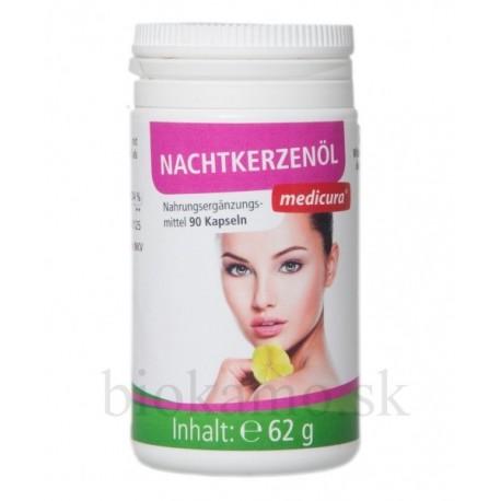 Púpalkový olej 90cps Medicura