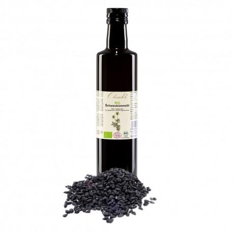 Olej z čiernej rasce 500 ml BIO Biopurus